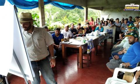 Programa Territórios Sustentáveis lança edital para contração de estagiários em Oriximiná e Santarém