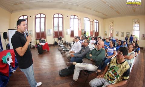 Óbidos é um dos dez municípios do estado do Pará a aderir ao programa cidade empreendedora.Óbidos é um dos dez municípios do estado do Pará a aderir ao programa cidade empreendedora.