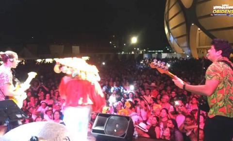 Neste domingo (14) último dia do Festival paraense na Arena da Amazônia, com transmissão ao vivo do Portal Obidense