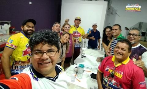 Obidenses em Manaus se reúnem para definir ações sobre a peregrinação de Sant´Ana na capital do Amazonas