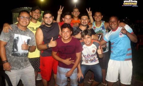 Trabalhador obidense, comemoram seu dia em festa na praça de Santa Terezinha em Óbidos