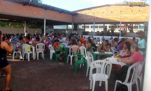 Comunidade do Sagrado Coração de Jesus em Óbidos realiza bingão em prol da reforma do telhado do barracão comunitário
