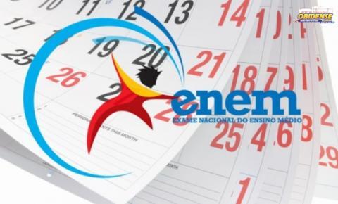 Inscrições para o Enem iniciaram nesta segunda-feira (06)