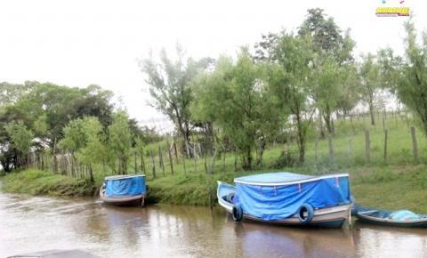 Nível hidrológico do rio amazonas continua a subir.