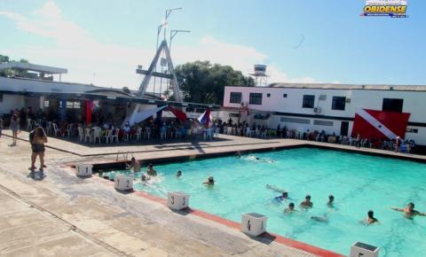 Foi sucesso a feijoada do Obidense que aconteceu no domingo (05) no Rio Negro Clube