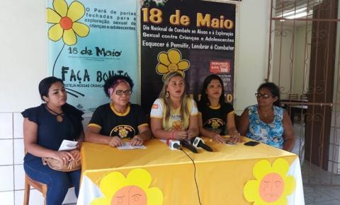 SEMDES lança campanha Faça bonito que luta pelos Direitos Humanos de Crianças e Adolescentes