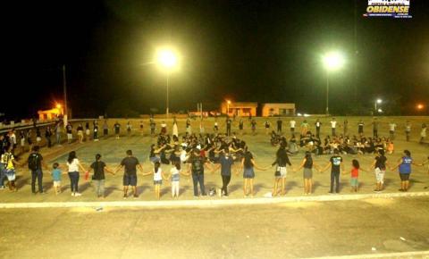 Movimento em protesto contra redução do orçamento das universidades federais acontece em Óbidos