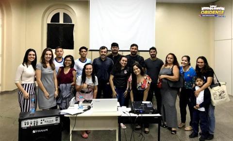 Palestrante em Manaus, deu dicas a uma plateia seleta de como ter sucesso em seus negócios