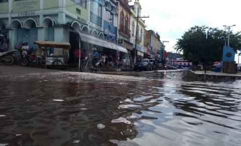 Depois do fenômeno chamado repique. Nível do rio Amazonas continua a subir