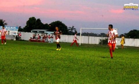 Rodada dupla do campeonato Obidense de Futebol Amador. Confronto entre Juventus e São Francisco e Vila Nova e Paraense.