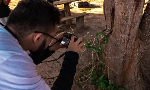Área rica em espécies da fauna silvestre é diagnosticada em Juruti