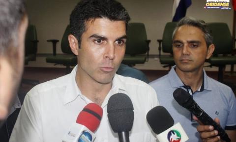Governador Helder Barbalho cumpre agenda em Óbidos