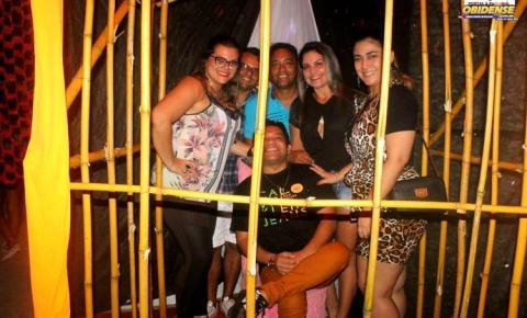 A 1° edição do Baile do Gaiola na Quadra Nilton melo foi um sucesso