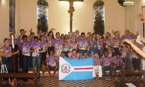 Celebração para a bênção dos romeiros foi realizada em Óbidos