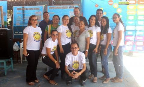 Professores e Coordenadores das escolas municipais participam de encontros para elaboração da BNCC