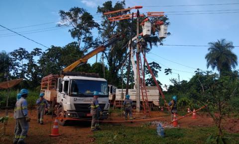 Ligações clandestinas na rede elétrica podem causar acidentes fatais