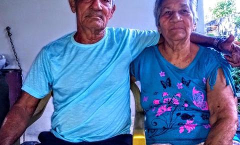 Em comemoração ao dia dos namorados o Portal Obidense faz uma homenagem ao casal que irá completar 60 anos de casado neste mês