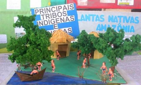 Escola Felipe Patroni realizou a primeira Feira Pedagógica