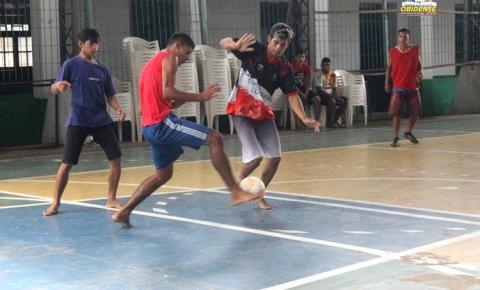 Escola Felipe Patroni, promove torneio de Futsal, um esquenta para o Arraiá do Felipão neste sábado (15)