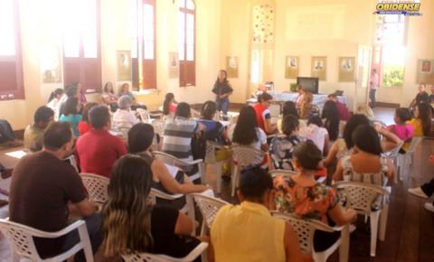 Semed realiza primeiro encontro municipal de educação em Óbidos