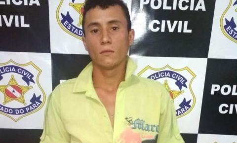 Suspeito de matar professor se entrega para polícia em Óbidos