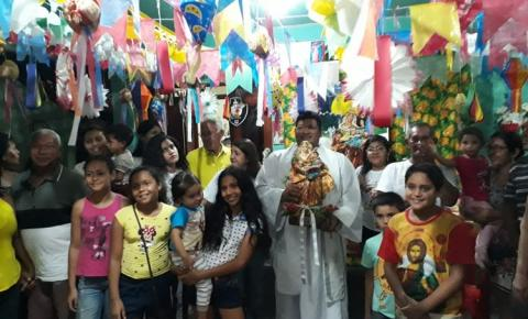 Padroeira dos Obidense já está em Macapá no estado do Amapá