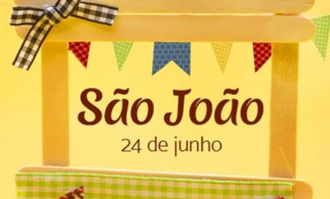 Dia 24 de Junho é comemorado o dia de São João