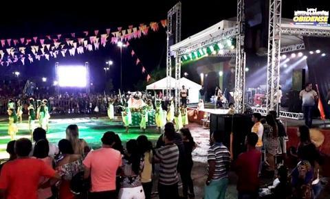 Em Oriximiná, Quadrilha Junina Êxtase é a campeã do festival Junino 2019
