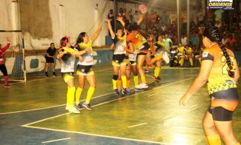 Final do Handebol em Óbidos, consagrou HandGirls e Asvo, como campeões em sua modalidade