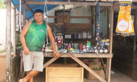 25 de Junho, Dia do Imigrante: Fred, mais conhecido como peruano está em Óbidos a quase 13 anos