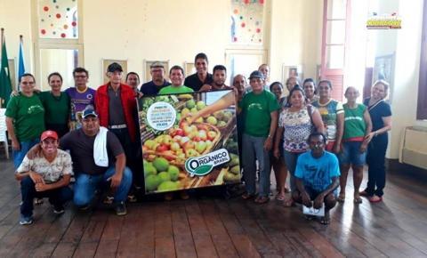 Encontro nacional da semana da produção orgânica está acontecendo em Óbidos