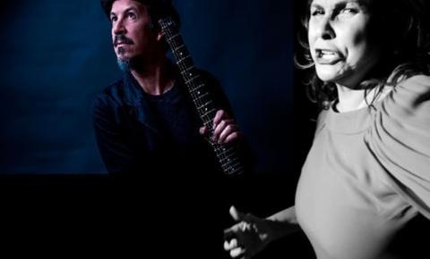 Fafá de Belém e Siba unem seus talentos no escala musical desta sexta-feira (5/7)
