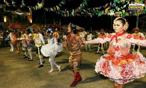 Concurso de quadrilhas acontece nesta sexta-feira (05) em Óbidos