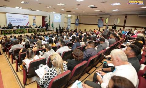 Estado reúne com os 144 prefeitos paraenses para alinhar ações