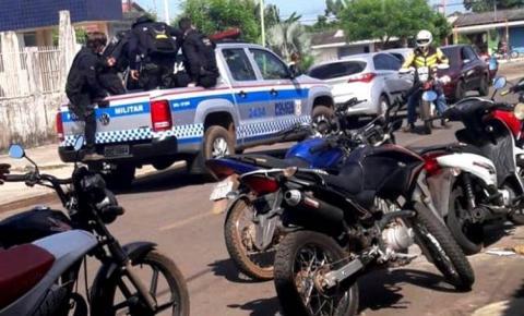 Operação Pégasus em Terra Santa. Em Oriximiná, casal é preso suspeitos de roubo na cidade, homem é encontrado morto