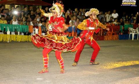 XI Concurso de Quadrilhas Juninas, foi realizado em Óbidos
