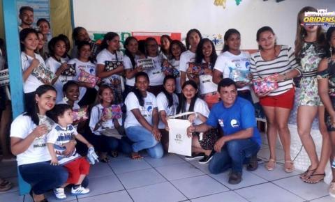 Em Oriximiná, Associação da Cosanpa realiza curso de Manicure, Pedecure, Cílios e Sobrancelhas