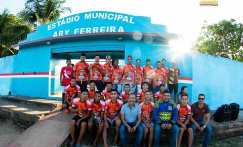 Seleção Obidese de futebol sub-17, viaja para participar da Copa Oeste