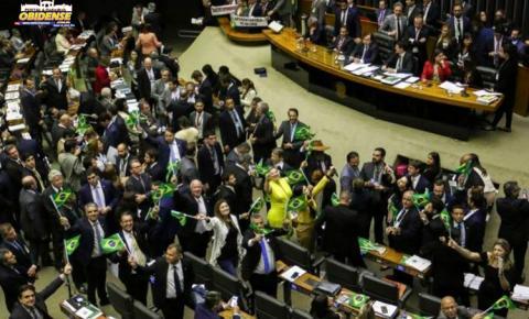 URGENTE: Câmara aprova texto-base da reforma da Previdência em 1º turno