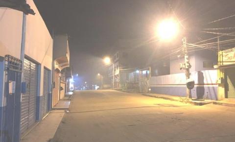 Queimadas causam acumulo de fumaça em vários bairros da cidade de Óbidos. Veja vídeo