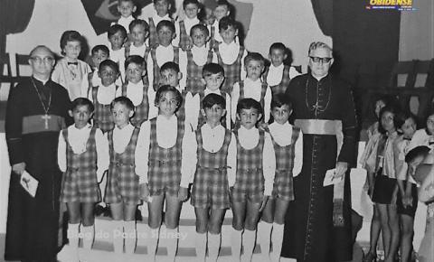 Coral da Escola São Francisco em Óbidos