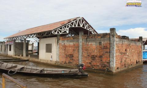 Obras no terminal hidroviário de Óbidos, poderá iniciar. Prazo final de conclusão em abril de 2020