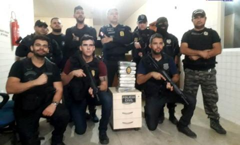 Várias apreensões na operação stalingrado em Oriximiná oeste do Pará