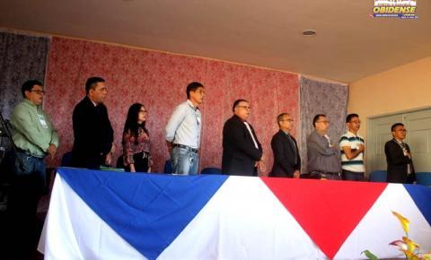 1° dia de Seminário da Calha Norte, aconteceu nesta quarta-feira (24) em Óbidos