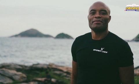 Anderson Silva se naturaliza americano: 'É meu país agora'