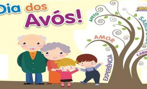 Dia 26 de julho é comemorado o dia mundial dos avós