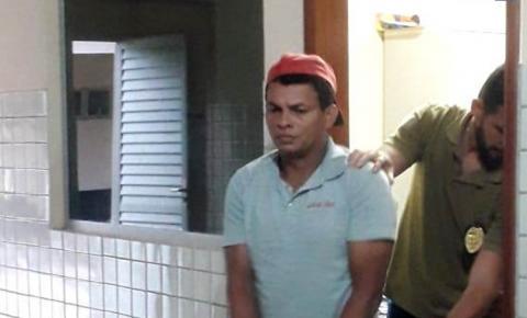 Homem é preso suspeito de ter participado na morte moto taxi Bil no ramal Jatuaraninha em Oriximiná
