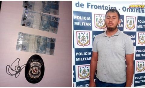 Cédulas de real falsas estão circulando em Oriximiná