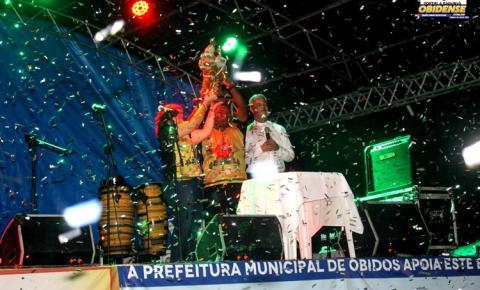 Festividade de Sant'Ana 2019 encerrou com grande queima de fogos em Óbidos
