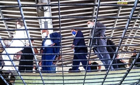 Governo determina a transferência de 46 presos em Altamira